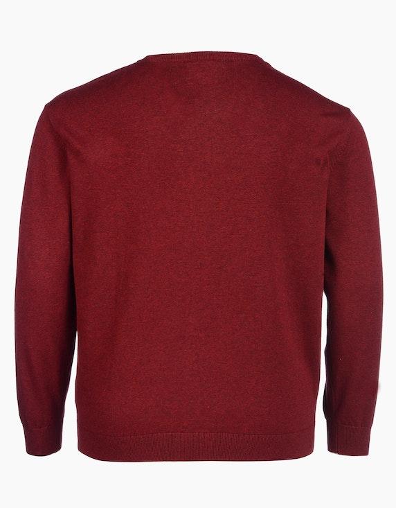 Big Fashion Pullover mit V-Ausschnitt   ADLER Mode Onlineshop