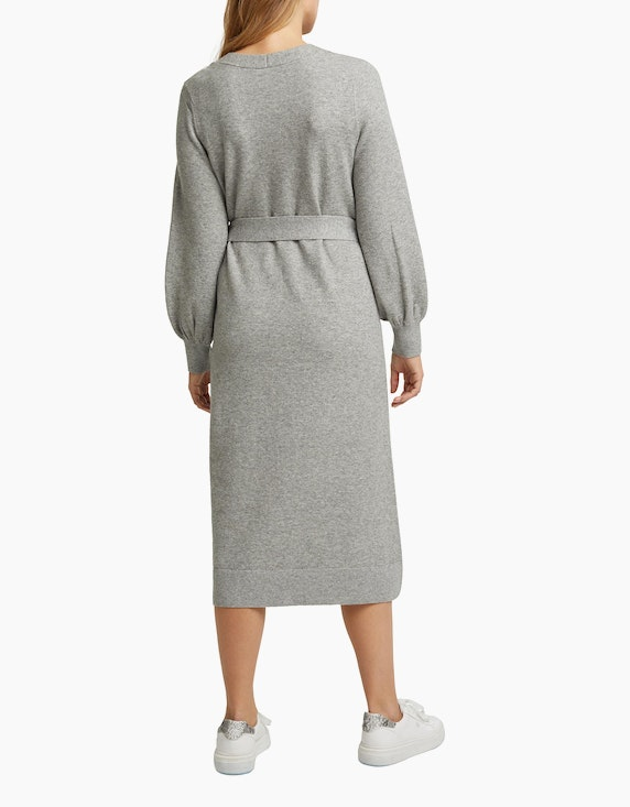 Esprit Strick-Kleid mit Organic-Cotton | ADLER Mode Onlineshop