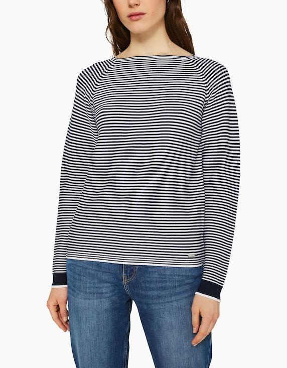 Esprit Pullover mit Streifen   ADLER Mode Onlineshop
