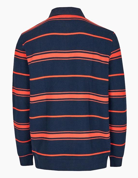 Bexleys man Sweatshirt mit Polokragen | ADLER Mode Onlineshop