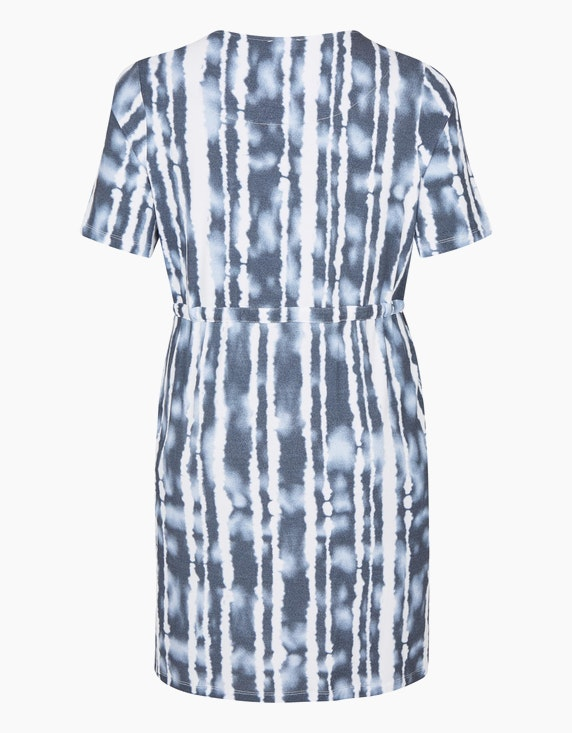 No Secret Kleid im Allover-Druck | ADLER Mode Onlineshop