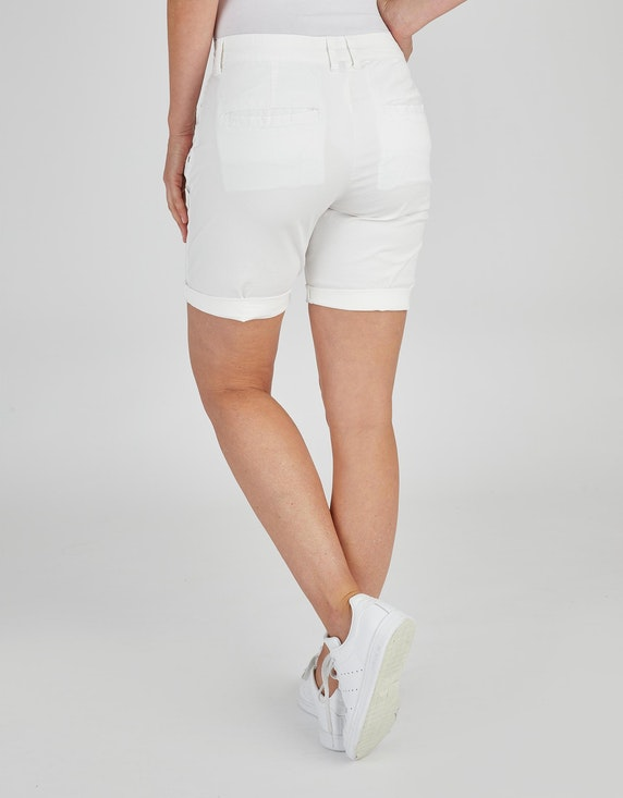 Bexleys woman Shorts aus Baumwoll-Twill | ADLER Mode Onlineshop