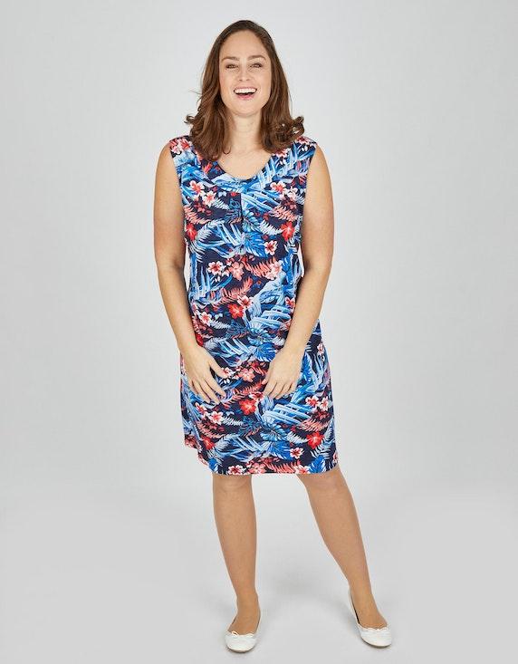 Thea Jersey-Kleid mit Allover-Print   ADLER Mode Onlineshop
