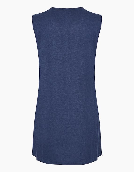 Thea unifarbenes Jersey-Kleid, Baumwoll-Viskose-Mischung   ADLER Mode Onlineshop