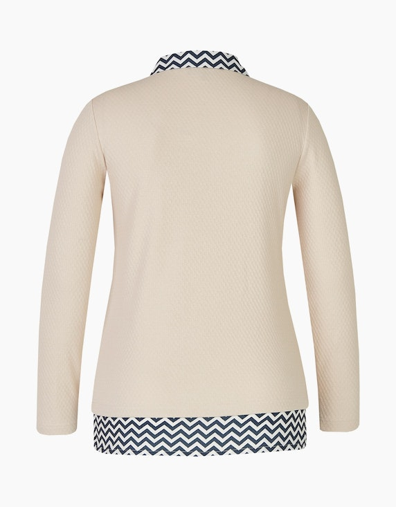 Bexleys woman Shirt im Lagenlook | ADLER Mode Onlineshop