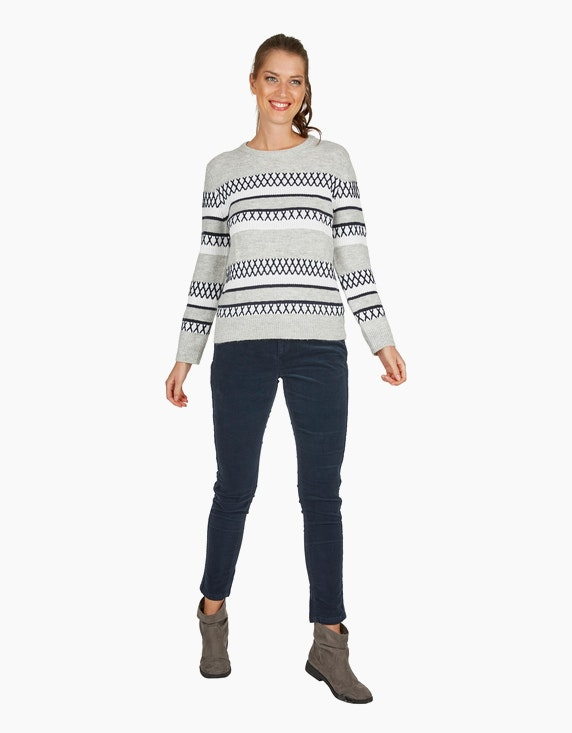Via Cortesa Pullover im Norweger-Style | ADLER Mode Onlineshop