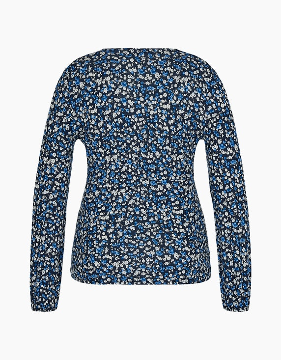 MY OWN Shirt mit Blumchendruck | ADLER Mode Onlineshop