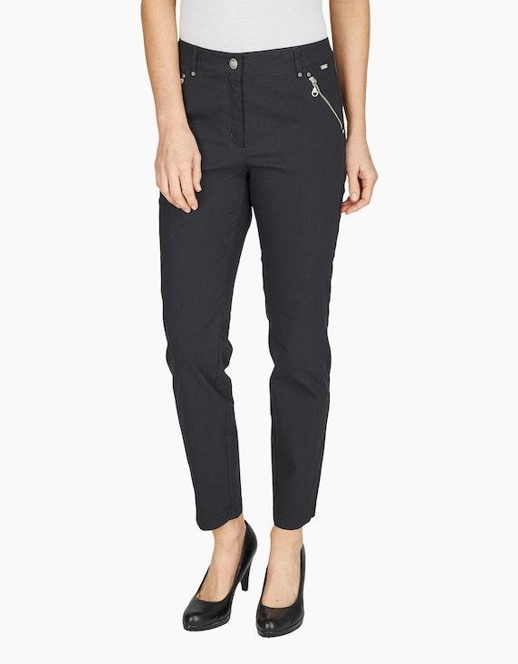 Steilmann Woman Bengalin-Hose mit Reißverschluss-Taschen | ADLER Mode Onlineshop