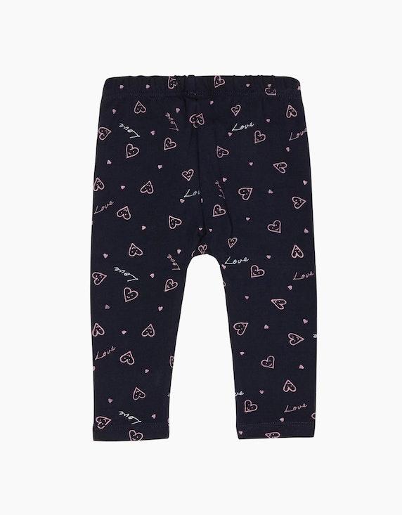 s.Oliver Baby Girls Sweat-Leggings | ADLER Mode Onlineshop