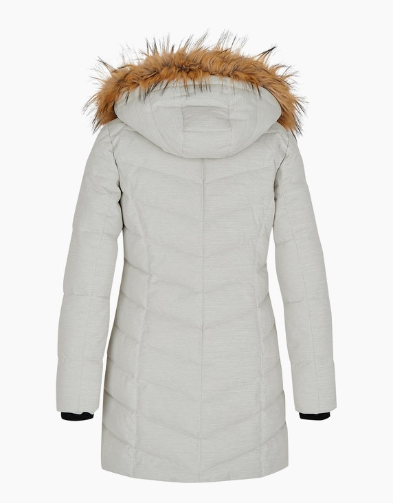 Bexleys woman Steppjacke mit Details in Kontrastfarbe | ADLER Mode Onlineshop