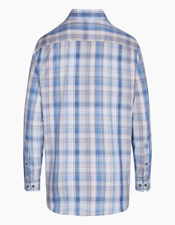 Bexleys man Freizeithemd mit großflächigem Karo, REGULAR FIT   ADLER Mode Onlineshop