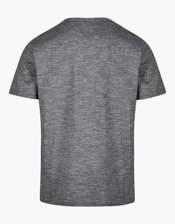 Bexleys man Henleyshirt mit Fineliner-Streifen | ADLER Mode Onlineshop