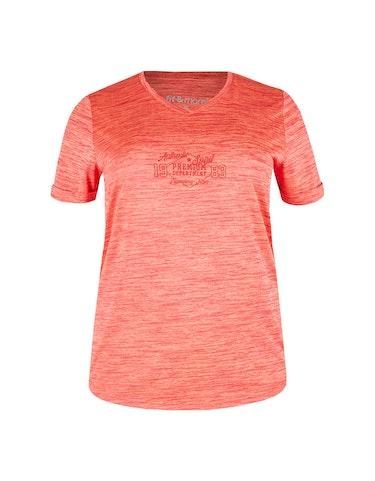 Sportmode - Fitness T Shirt mit Print, 48  - Onlineshop Adler