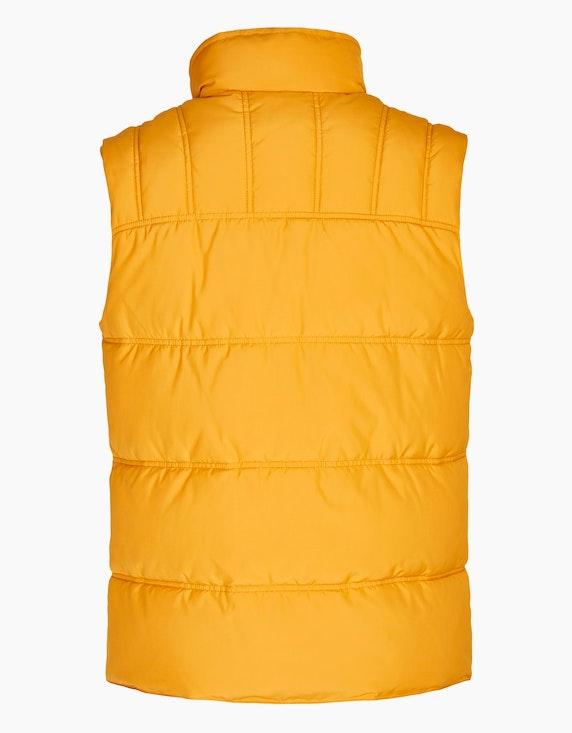 Via Cortesa wärmende Weste mit Stehkragen und Reißverschluss-Taschen   ADLER Mode Onlineshop