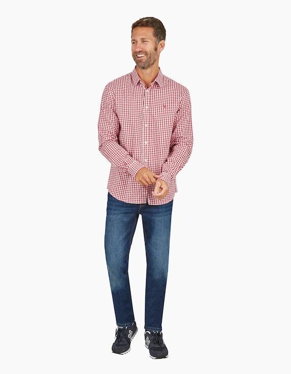 Via Cortesa Jeans im 5-Pocket Style in Blue Denim   ADLER Mode Onlineshop