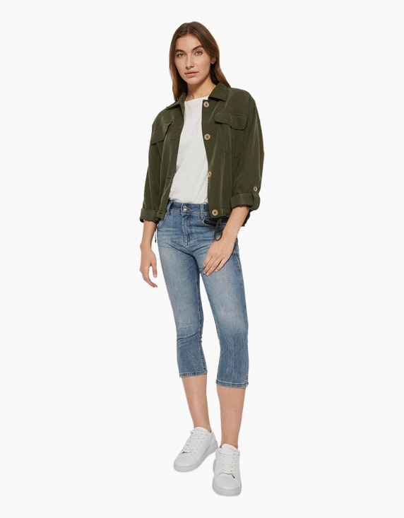 Tom Tailor Capri-Jeans-Hose, Kate Slim | ADLER Mode Onlineshop