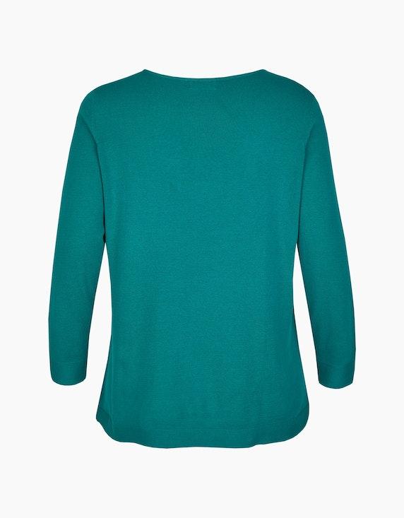 Thea Strick-Pullover aus reiner Baumwolle | ADLER Mode Onlineshop