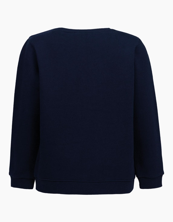 Tom Tailor Mini Girls Sweatshirt mit Schmetterling | ADLER Mode Onlineshop
