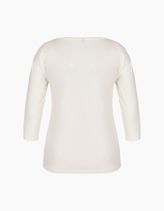Bexleys woman Shirt mit Ärmeln in 3/4-Länge | ADLER Mode Onlineshop