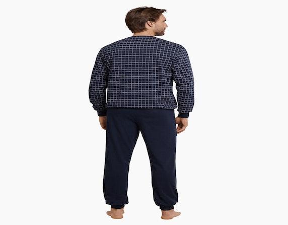 Schiesser Herren Pyjama | ADLER Mode Onlineshop
