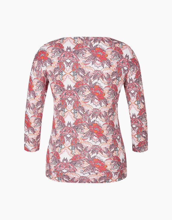 Bexleys woman Shirt mit Blütendruck | ADLER Mode Onlineshop