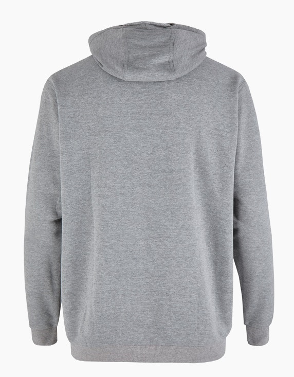 Big Fashion Kapuzen-Sweatshirt mit großem Frontdruck   ADLER Mode Onlineshop