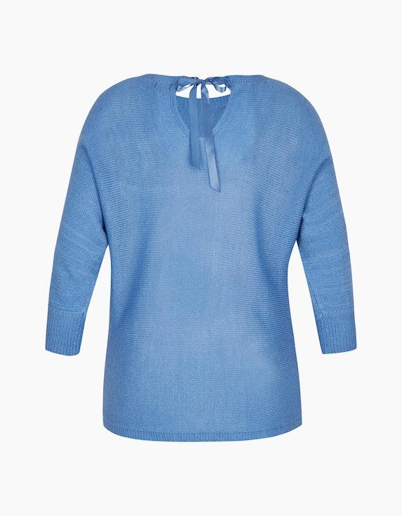 Viventy Strick-Pullover mit Herzen und Rückenausschnitt   ADLER Mode Onlineshop