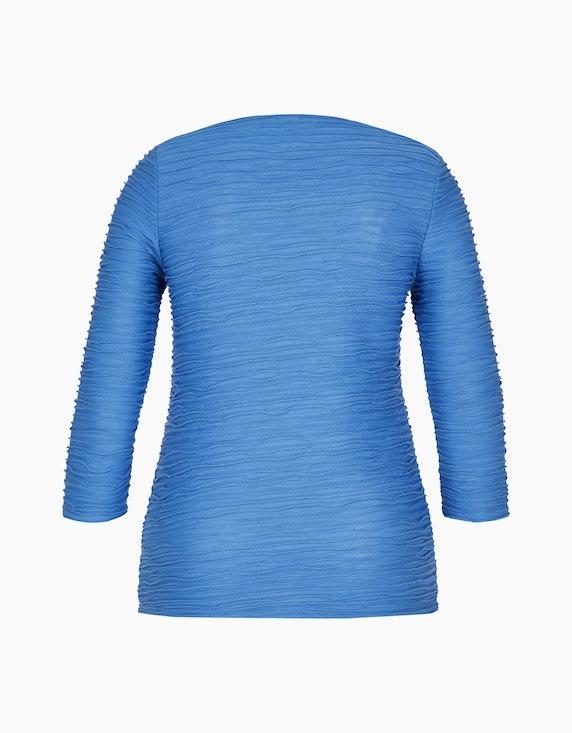 Viventy Shirt mit Wellen-Struktur   ADLER Mode Onlineshop