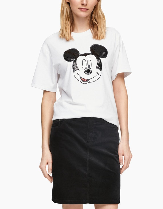 s.Oliver T-Shirt Mickey Mouse | ADLER Mode Onlineshop