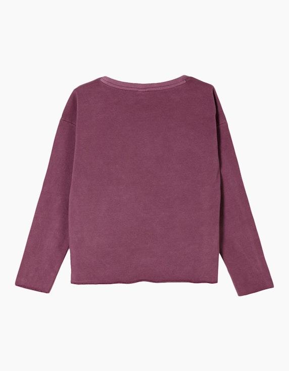 s.Oliver Girls Shirt mit Schmucksteinen | ADLER Mode Onlineshop