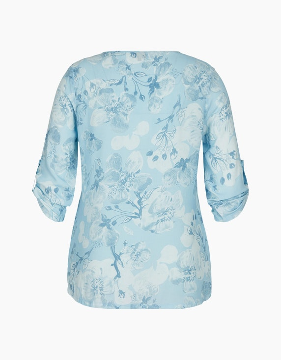 Bexleys woman Schlupfbluse mit Floraldruck | ADLER Mode Onlineshop