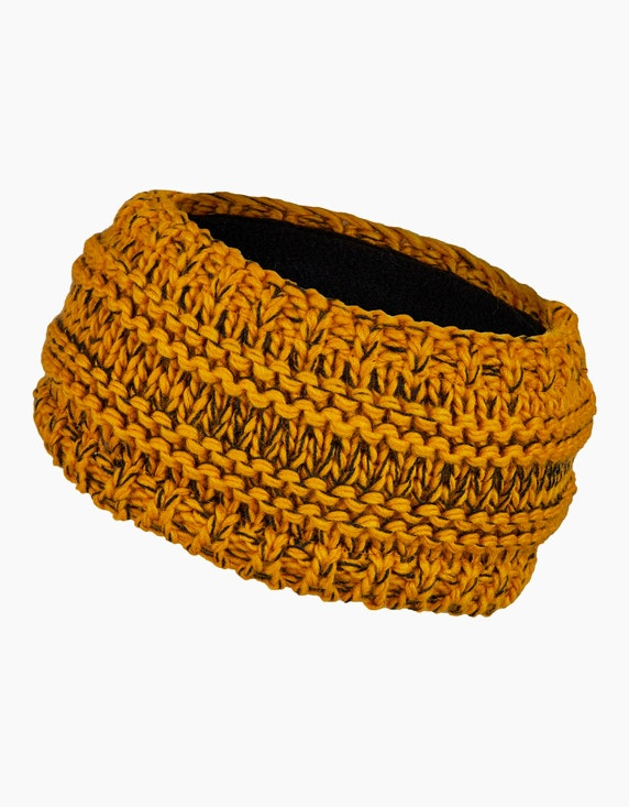 Bexleys woman Strickstirnband mit Fleecefutter | ADLER Mode Onlineshop