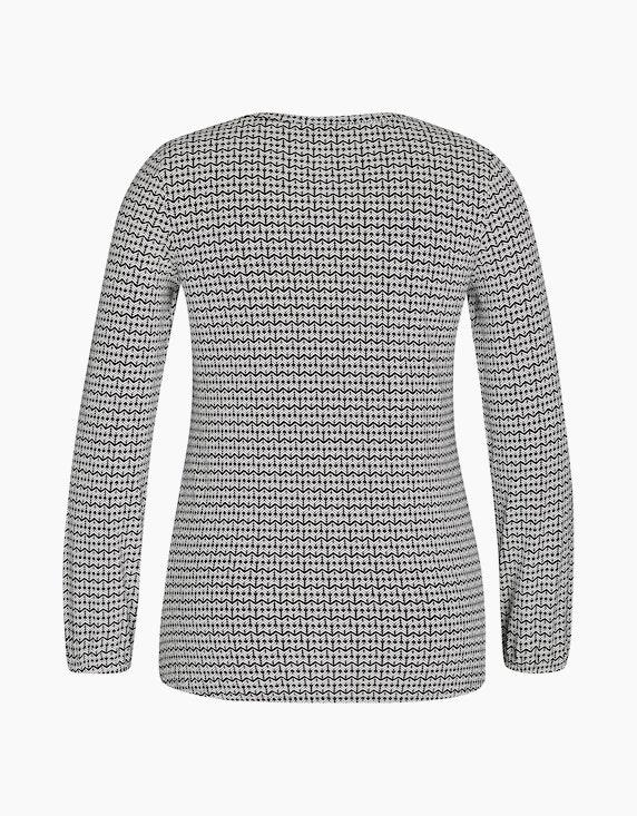 Bexleys woman Bedrucktes Blusenshirt | ADLER Mode Onlineshop