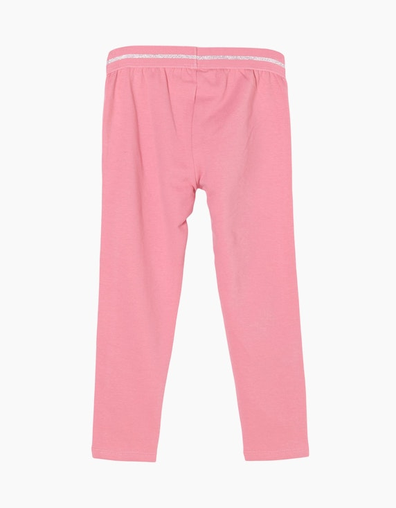 s.Oliver Mini Girls Sweatpants mit Glitzerbund | ADLER Mode Onlineshop