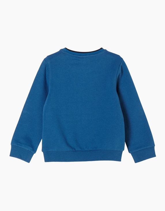 s.Oliver Mini Boys Sweatshirt mit Statement-Print | ADLER Mode Onlineshop