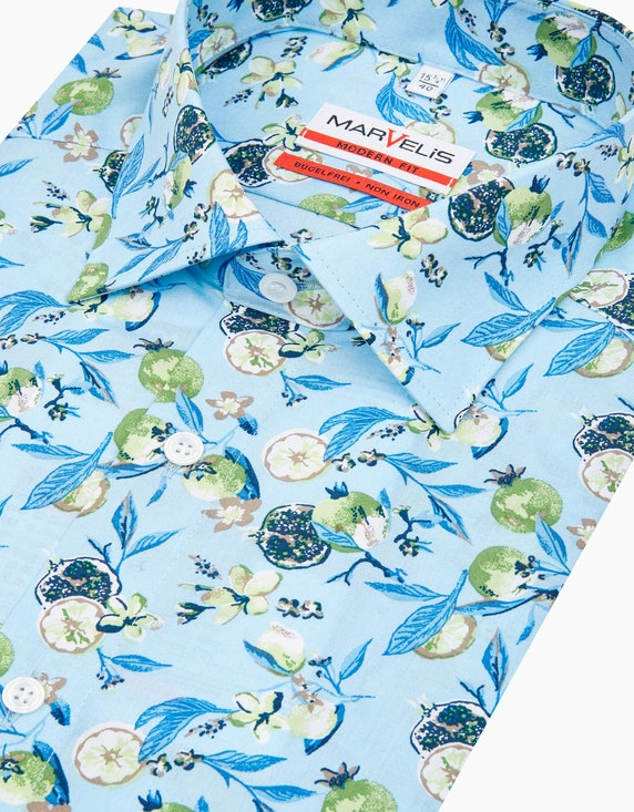 Marvelis Dresshemd, kurzarm | ADLER Mode Onlineshop