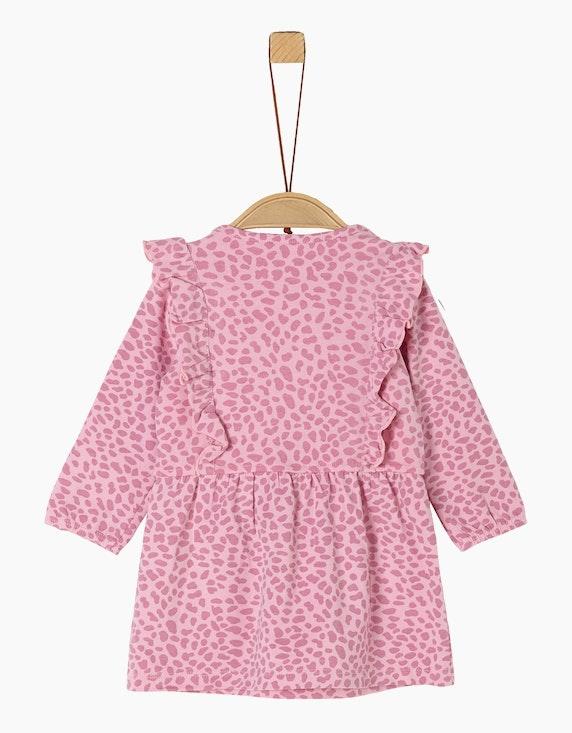 s.Oliver Baby Girls Kleid mit Rüschen-Details | ADLER Mode Onlineshop
