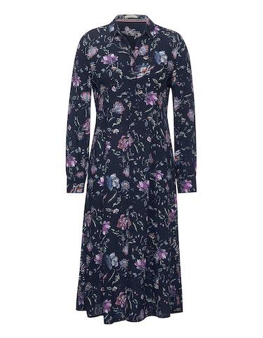 cecil - Midi-Kleid mit Blumen, XL