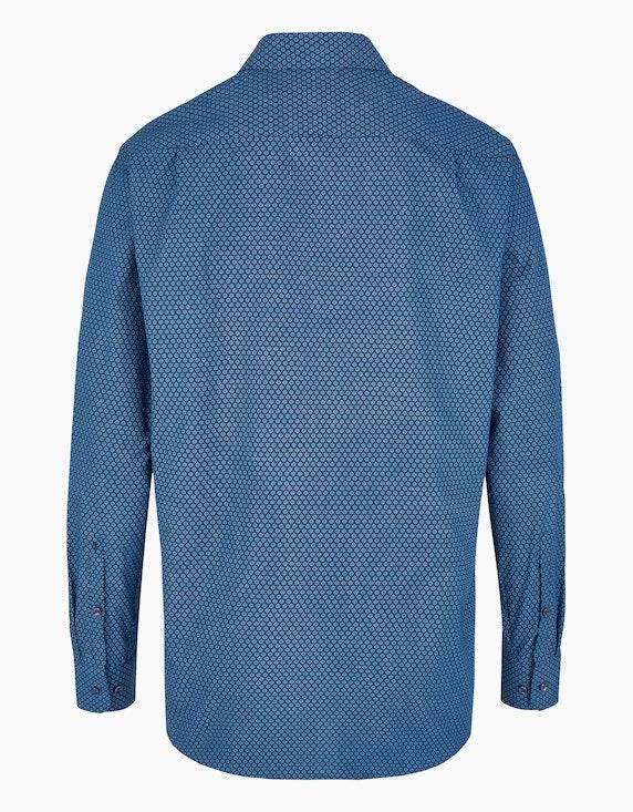 Seidensticker Dresshemd mit blumigem Alloverprint, MODERN FIT | ADLER Mode Onlineshop