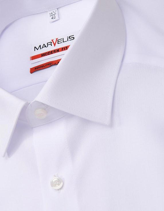 Marvelis Dresshemd mit extra langem Arm, MODERN FIT | ADLER Mode Onlineshop