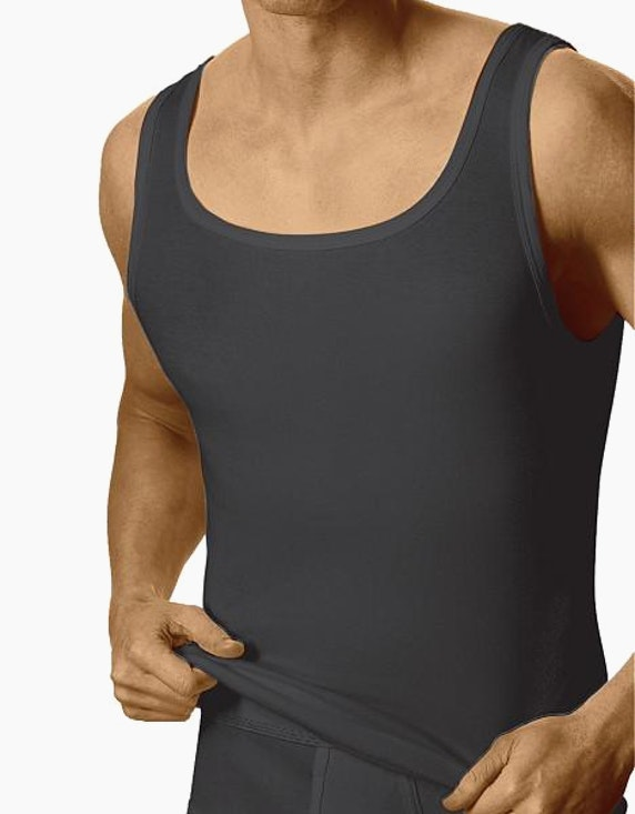 Bexleys man Feinripp Unterhemd 2er Pack   ADLER Mode Onlineshop