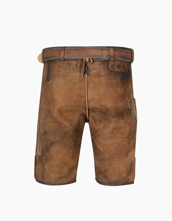 Stockerpoint Lederhose kurz | ADLER Mode Onlineshop