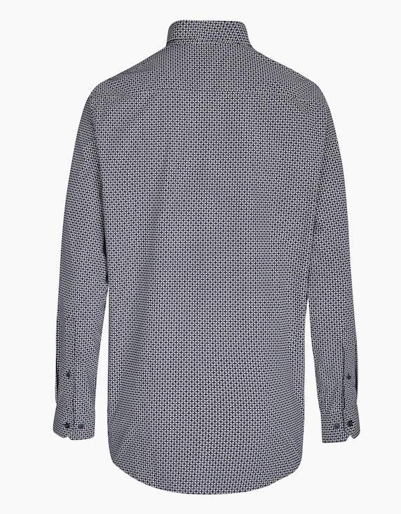 Bexleys man Freizeithemd mit Print in bügelfreier Qualität, REGULAR FIT   ADLER Mode Onlineshop