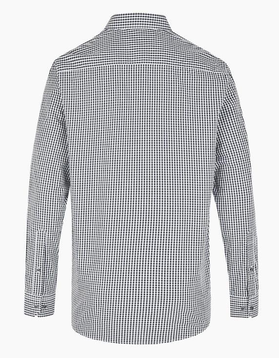 Bexleys man Freizeithemd im Vichy-Karo, REGULAR FIT | ADLER Mode Onlineshop