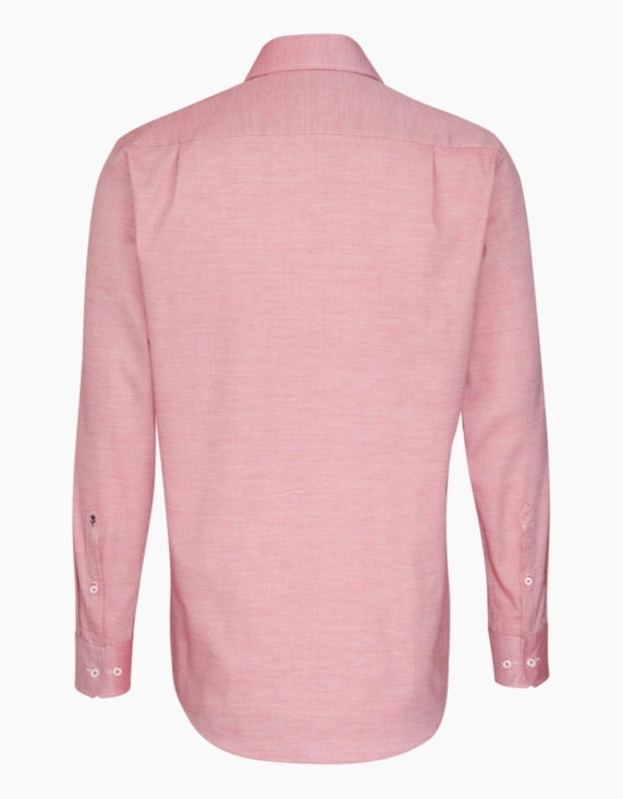 Seidensticker Unifarbenes Dresshemd mit Struktur, MODERN FIT | ADLER Mode Onlineshop