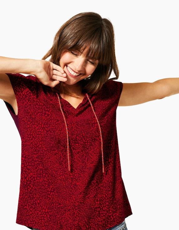 CECIL Shirt mit Leo-Druck | ADLER Mode Onlineshop