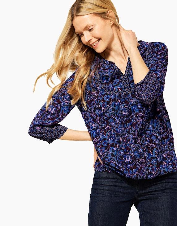 CECIL Bluse im Blumenmuster-Mix | ADLER Mode Onlineshop