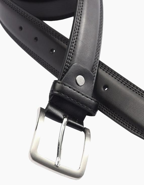 Bexleys man Klassischer Gürtel | ADLER Mode Onlineshop