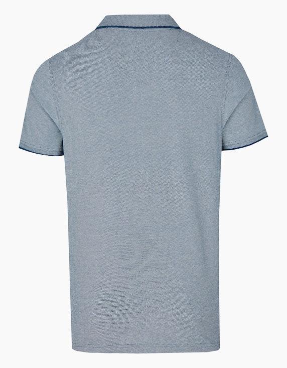 Bexleys man Polo-Shirt uni   ADLER Mode Onlineshop