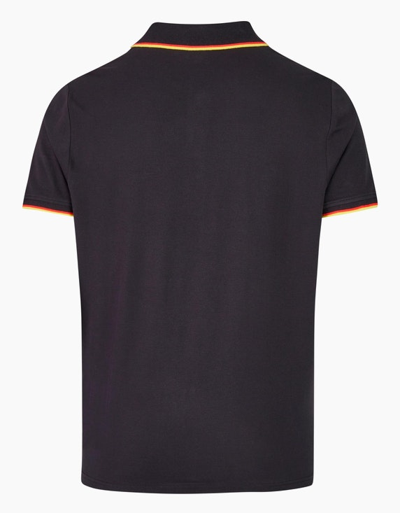 Bexleys man Polo-Shirt pique | ADLER Mode Onlineshop
